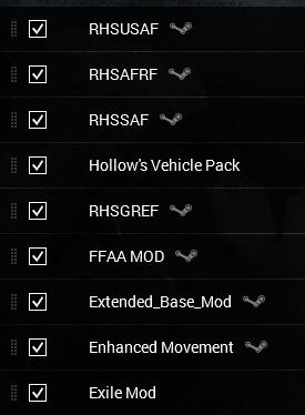 Monkeyman's PVE Militarized Hardcore Server -
